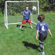 kids soccer goals
