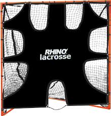 Heavy-Duty Lacrosse Goal Target by Crown Sporting Goods