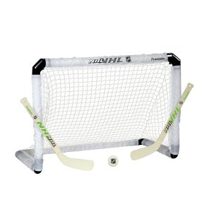 Franklin Sports NHL Light-Up Mini Hockey Set