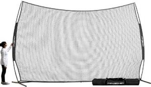 PowerNet 16 ft x 10 ft Sports Barrier Net