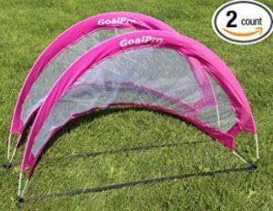 Goal PRO Portable Foldable Soccer Net