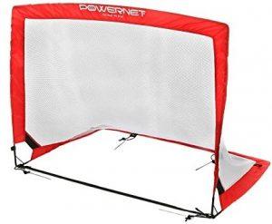PowerNet Soccer Goal Portable Popup Net