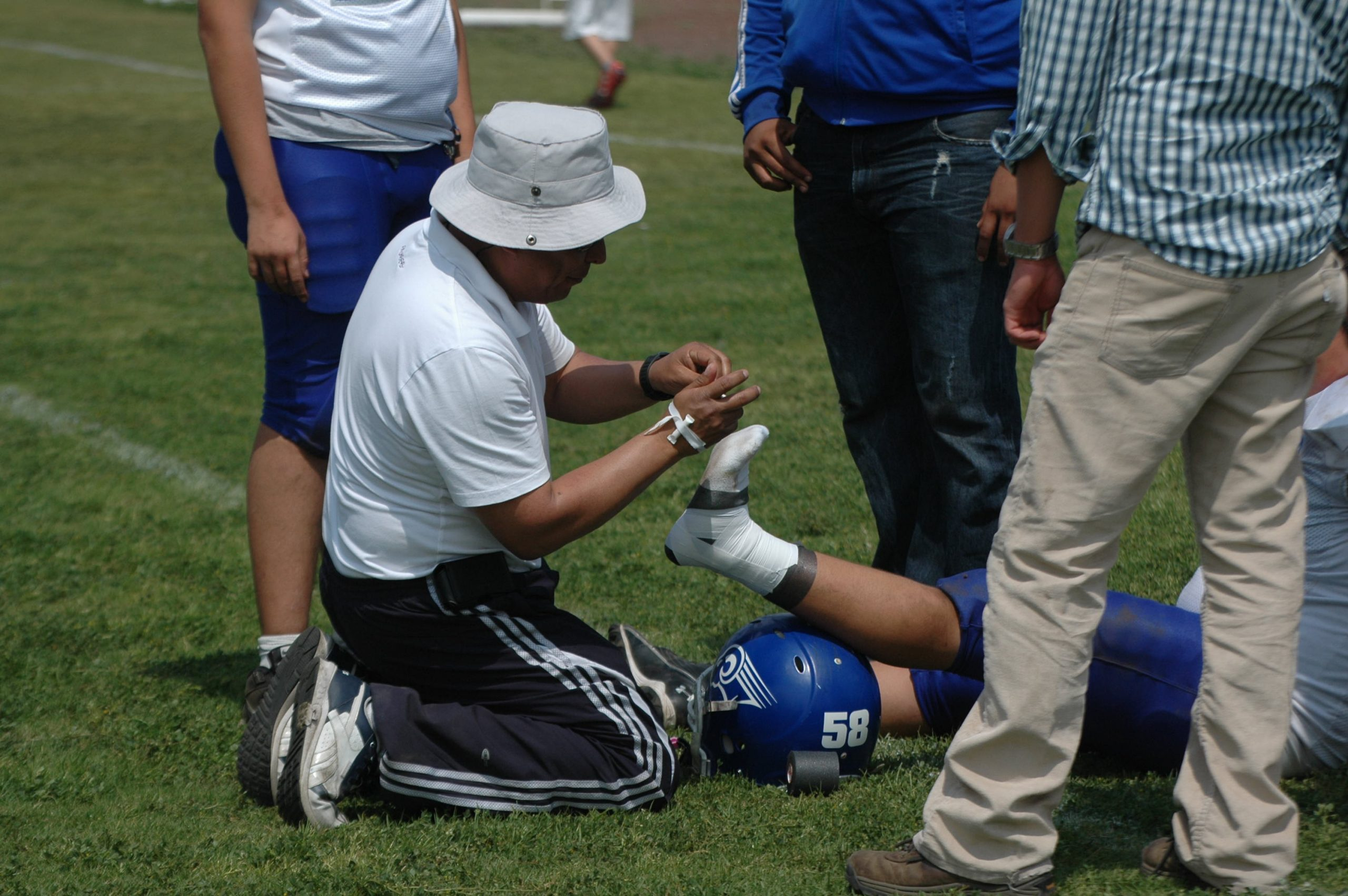 Precautions to Prevent Injuries During the Game