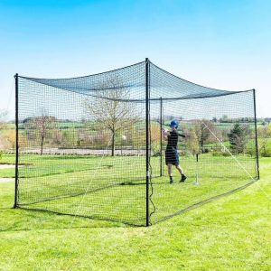Waterproof Backyard Batting Cage For Baseball or Softball