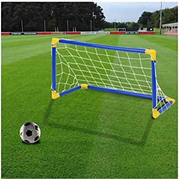 Backyard Kids Soccer Goal