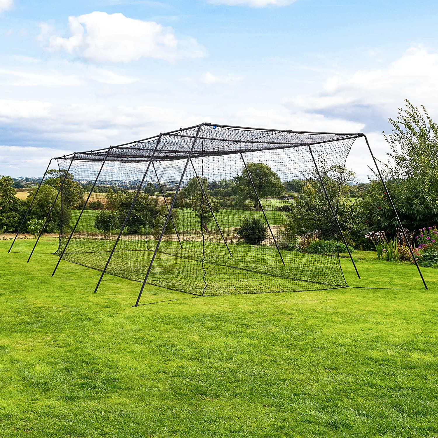 FORTRESS Trapezoid Baseball Batting Cage