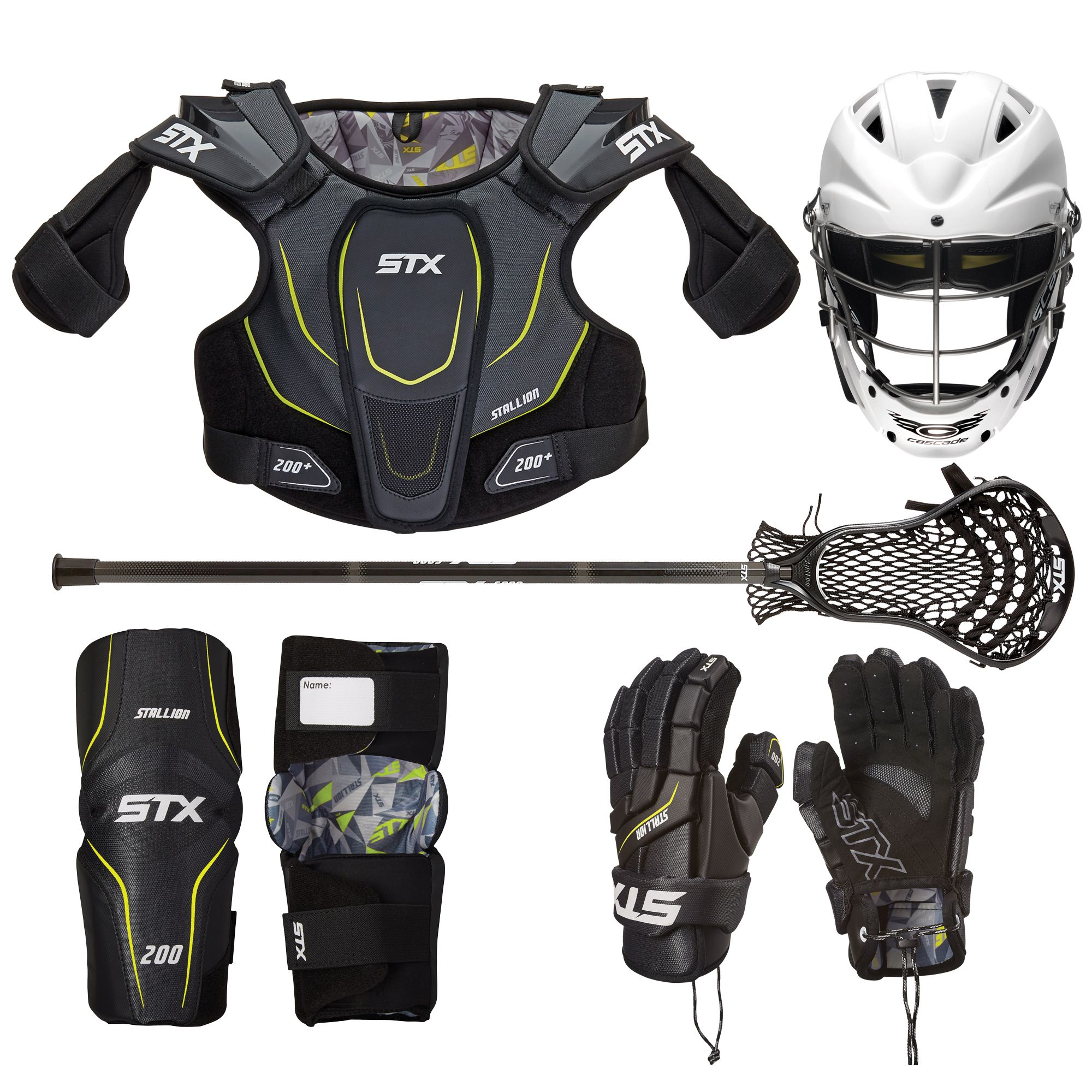 Lacrosse Basic Equipment