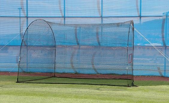 softball batting cage net