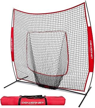 softball practice net