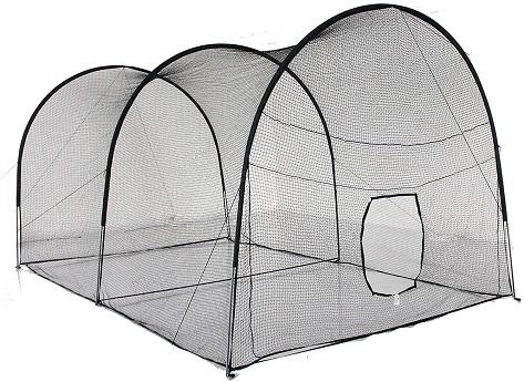 baseball practice net