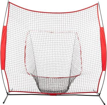baseball softball hitting net